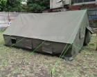 Stok tenda pengungsi bencana