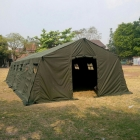 Tenda darurat korban bencana alam