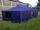 Tenda pengungsi korban gempa bumi